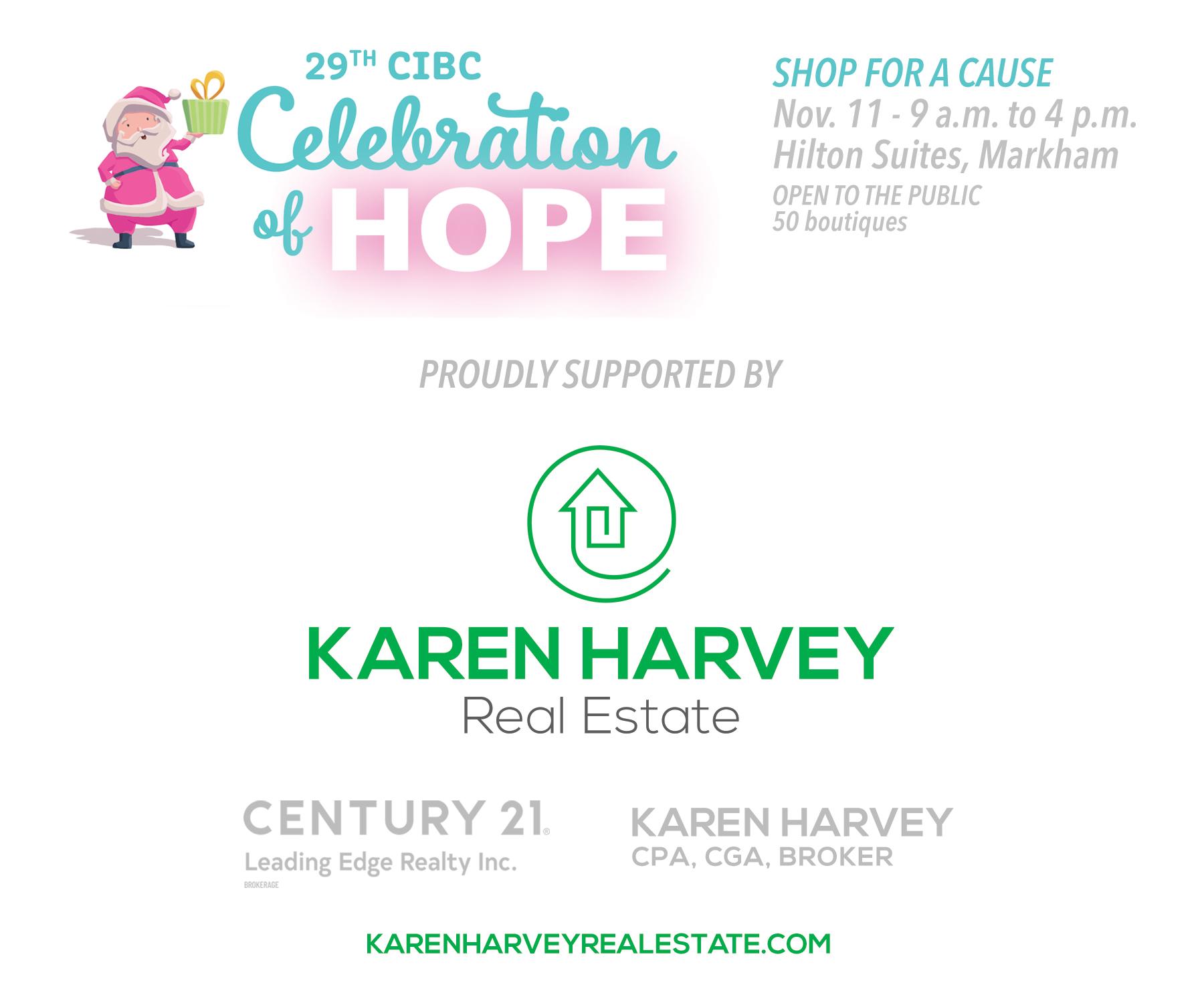 Celebration of Hope Markham